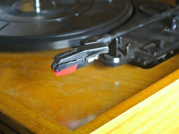 Replacing Crosley CR42 Needle