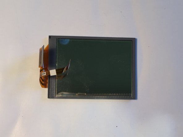 Sony Handycam DCR-SR42 LCD Screen Replacement