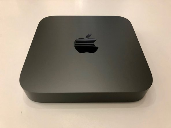 Mac mini Late 2018 Disassembly