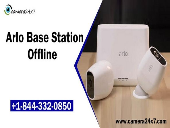 What Do You Need When Arlo Base Station Offline