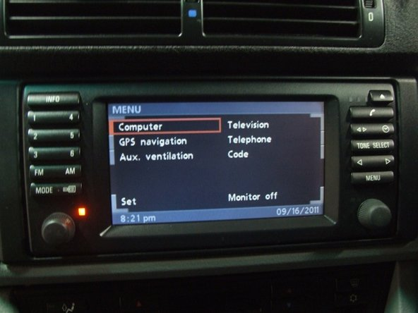 1997 2003 Bmw 5 Series Bluetooth Hands Free Telephone