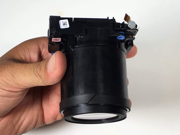 Samsung WB1100F Camera Lens Replacement