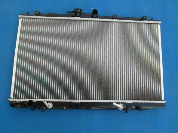 Radiator Acura RL 1999 Main Image