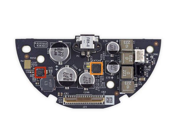 Image 2/3: Texas Instruments [http://www.ti.com/lit/ds/symlink/tlv320dac3203.pdf|TLV320DAC3203|new_window=true] Ultra Low Power Stereo Audio Codec