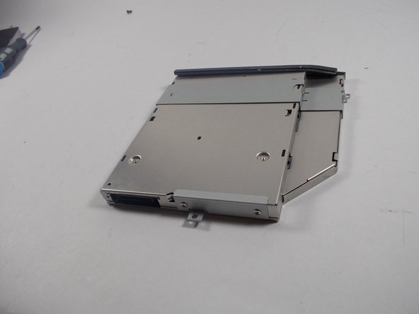 Make sure that the new CD/ DVD drive is compatable with the Vaio VGRFS640