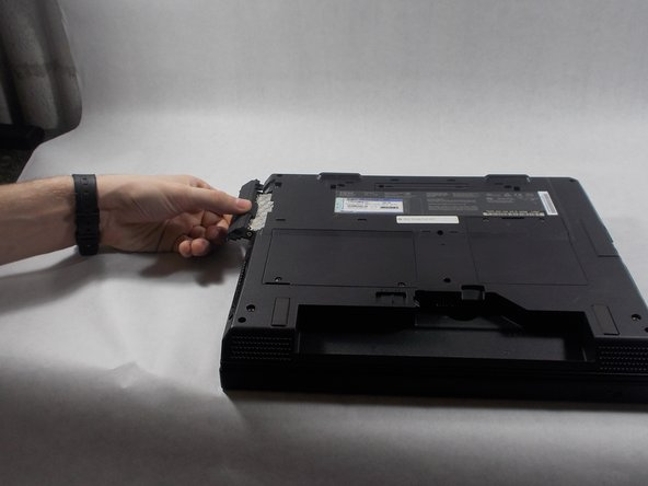 IBM ThinkPad A31 Hard Drive Replacement