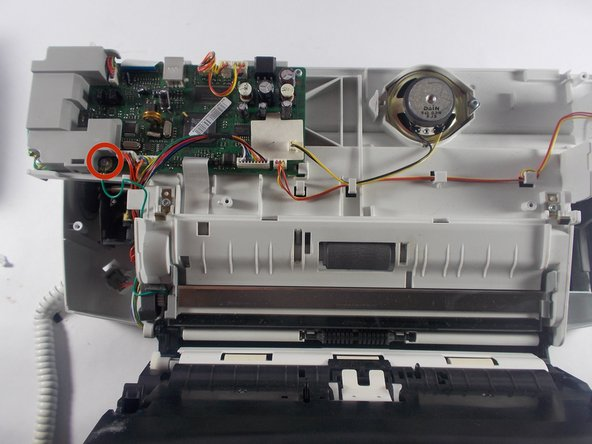 HP Officejet J3680 Automatic Document Feeder Scanner Glass Replacement