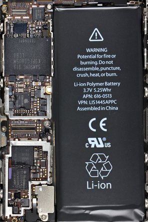 iPhone 4 internals wallpaper