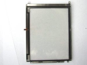 Plastic Casing Covering the Screen
