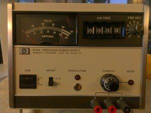 HP 6614A Precision Power Supply Teardown