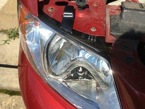 Passenger Side Headlight