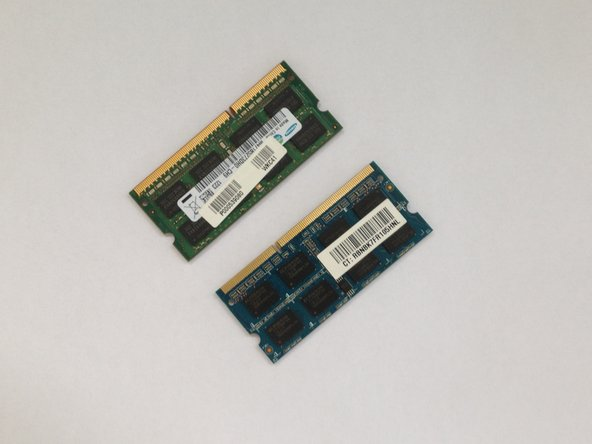 Compaq Presario CQ58 RAM Memory Replacement