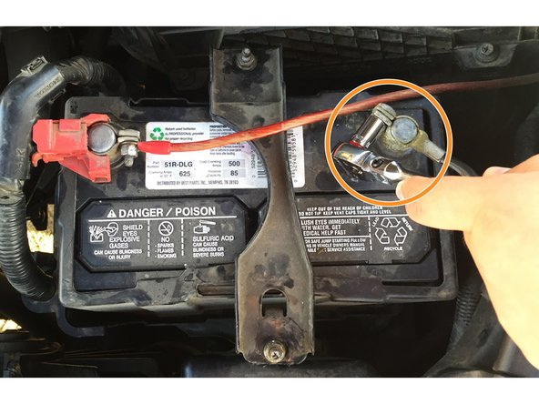 Attractive ... The Battery Is Located On The Front Driveru0027s Side Of The Vehicle.