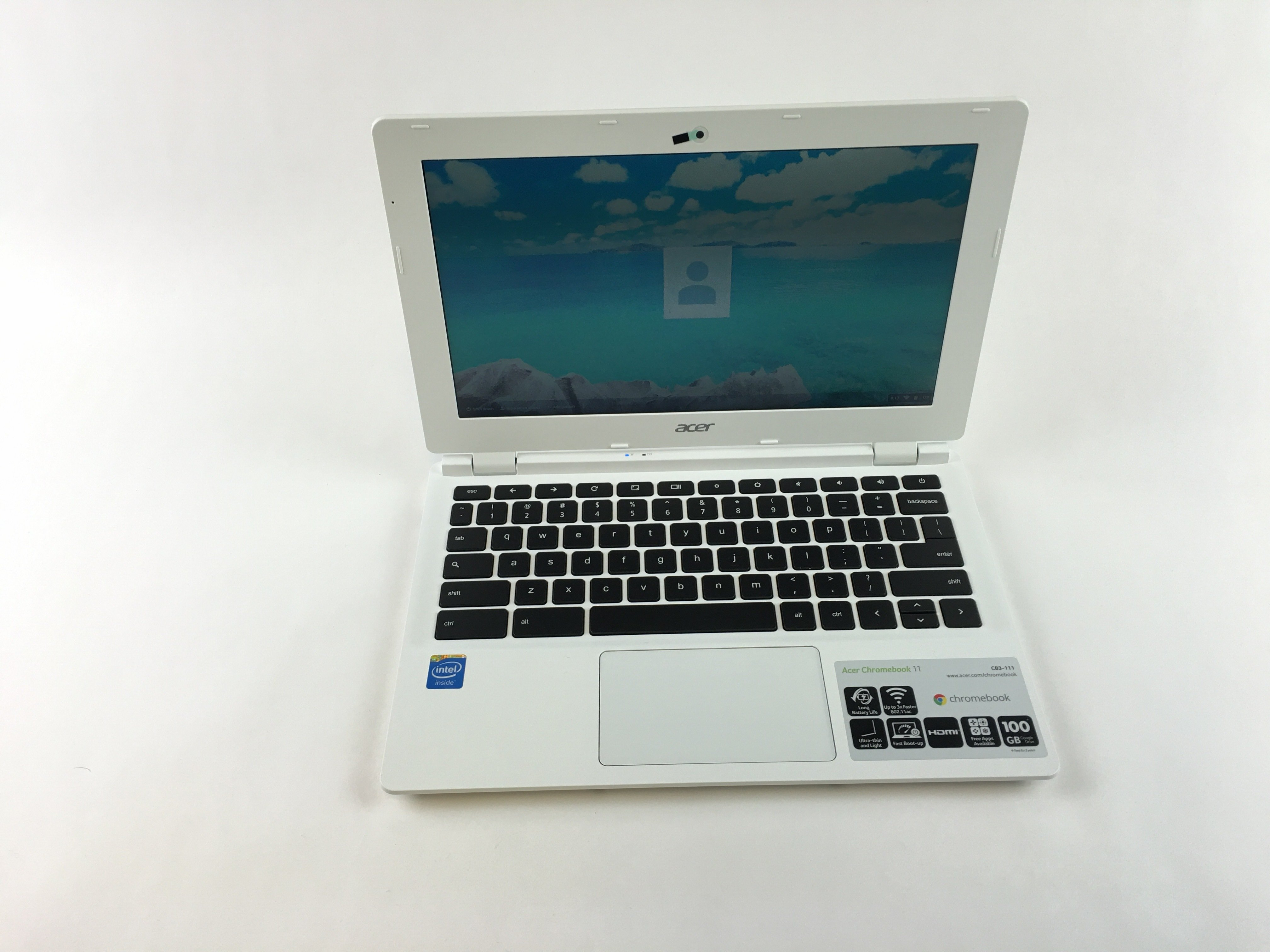 Acer Chromebook CB3-111-C670 Screen Replacement