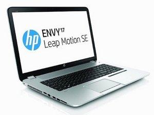 HP Envy 17 Leap Motion Repair