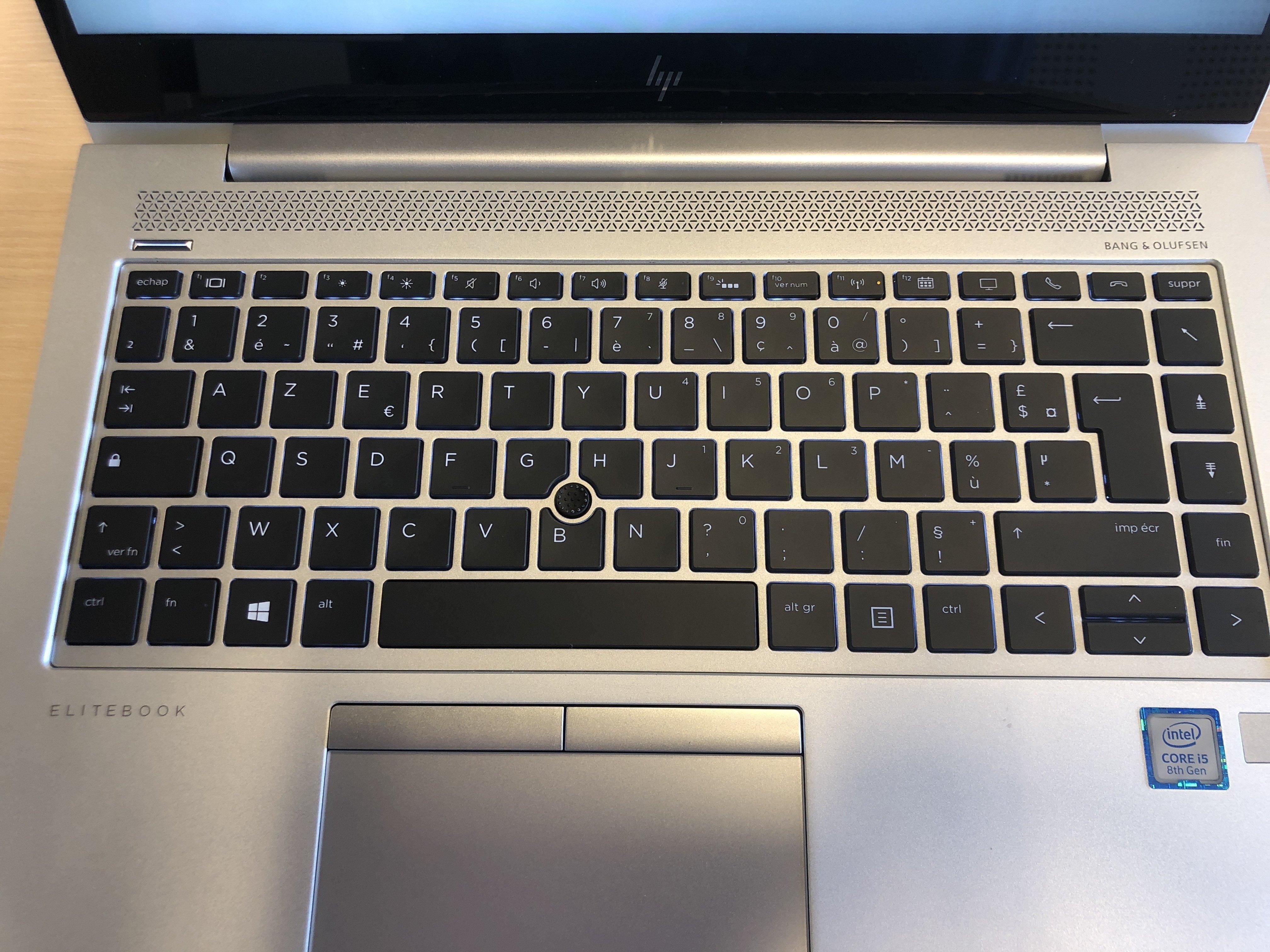 HP EliteBook 840 G5 Keyboard Replacement - iFixit Repair Guide