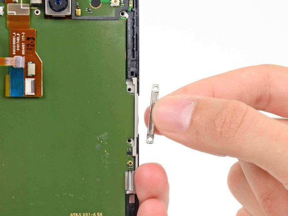 Remove the SIM slot bracket from the motherboard.