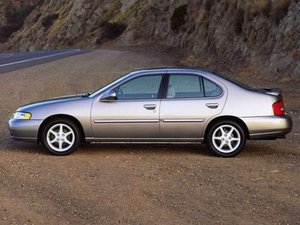 1998-2001 Nissan Altima Repair