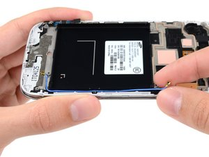 Samsung Galaxy S4 Display Assembly Replacement