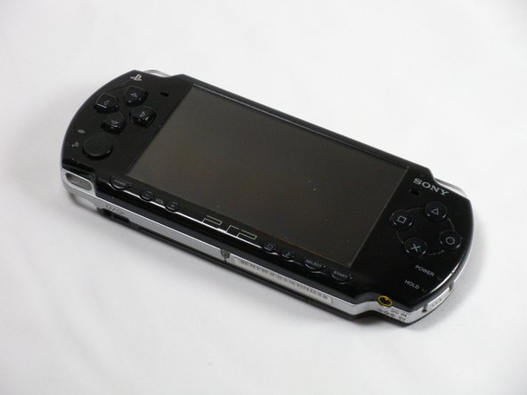 PSP 2000 Battery Replacement