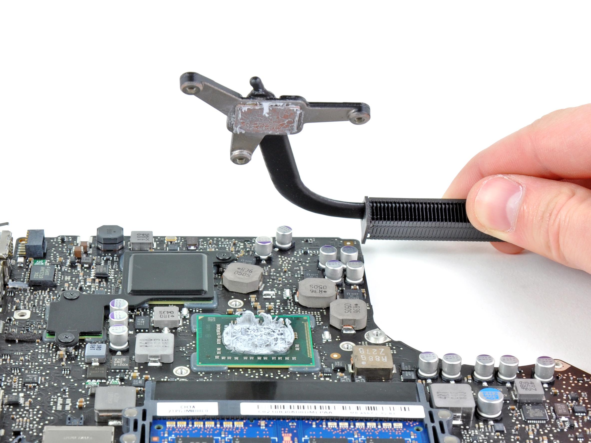 Macbook Pro 13 Unibody Early 2011 Logic Board Replacement Ifixit Baterai Original Apple A1322 A1278 Inchi Repair Guide