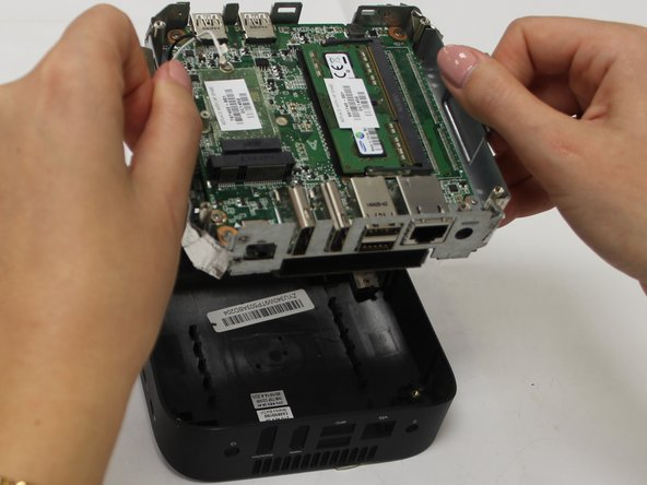HP Chromebox J5N50UT System Board Replacement