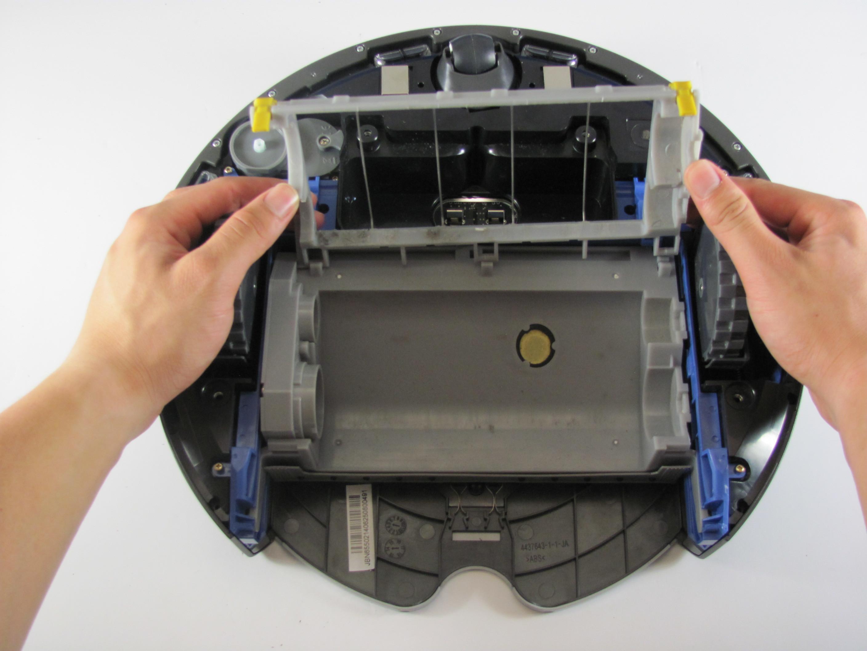 Irobot Roomba 655 Pet Series Repair Ifixit External Serial Port Diagram Brush Motor