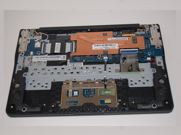 Samsung Chromebook 3 XE500C13-K02US Track pad Replacement