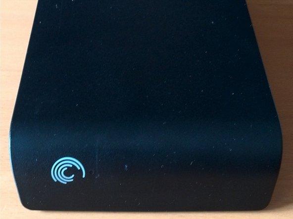 Hard Drive Seagate Extern HDD wechseln
