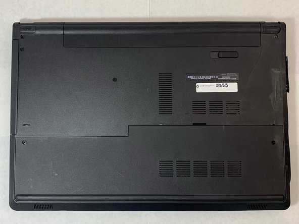 Dell Inspiron 5555 Battery Replacement