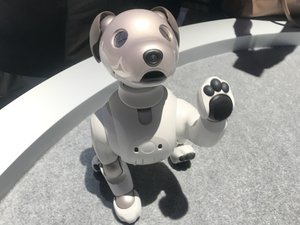 Sony's Aibo robot dog is back, but don't get too attached