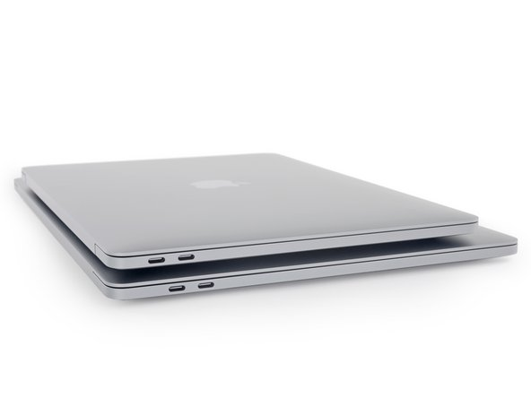"Image 1/3: The MacBook Pro 15"" identifies as model '''A1707''', which fits nicely between the [https://www.ifixit.com/Teardown/MacBook+Pro+13-Inch+Touch+Bar+Teardown/73480#s147815