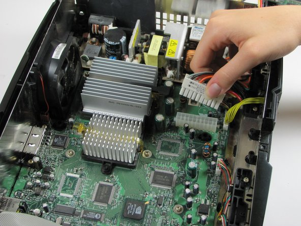 Xbox Disassembly - iFixit Repair Guide
