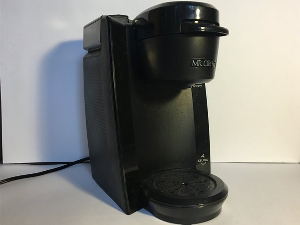 Keurig Coffee Maker Clogged : How to Unclog a Keurig BVMC-KG5 - iFixit