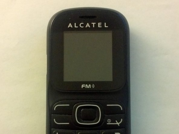 Disassembling Alcatel One touch 217 Dual SIM