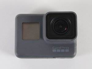 GoPro Hero5 Black修理