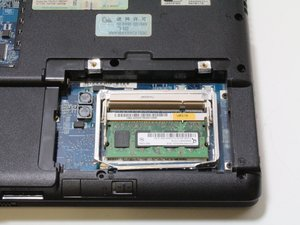 Toshiba Satellite A215 S4697 RAM Replacement