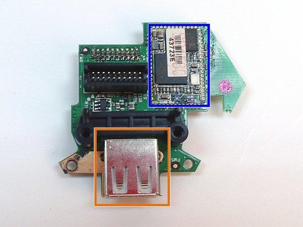 Image 2/2: USB 2.0 port