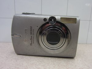Canon PowerShot SD500 Digital ELPH Repair