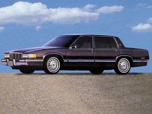 Cadillac DeVille Repair