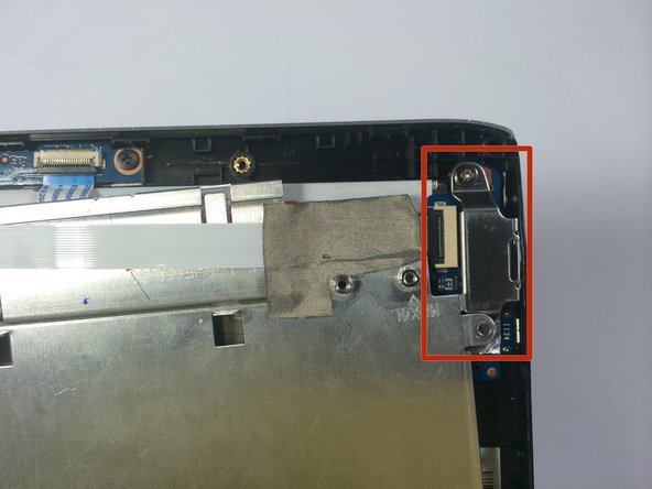 Acer Iconia Tab A500 Screen Replacement