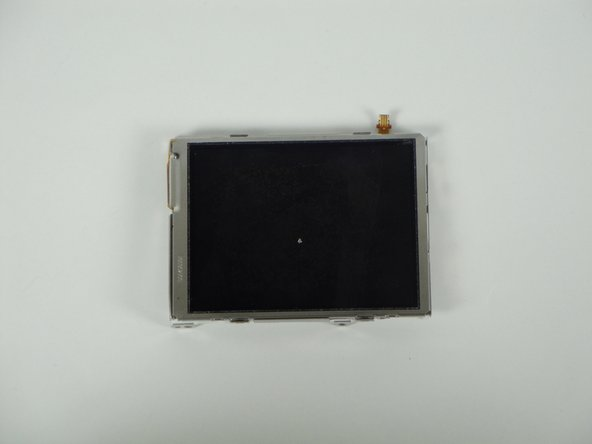 Canon PowerShot SD800 IS LCD Assembly Replacement