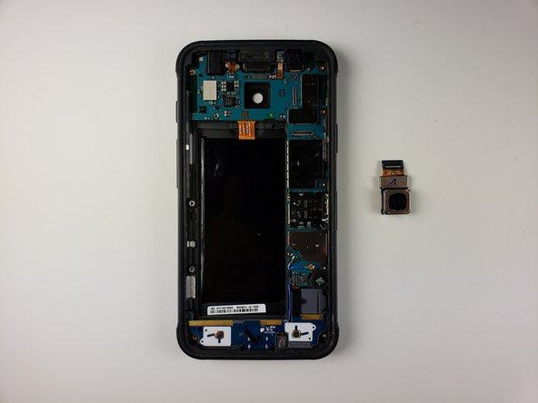Samsung Galaxy S7 Active Rear Camera Replacement