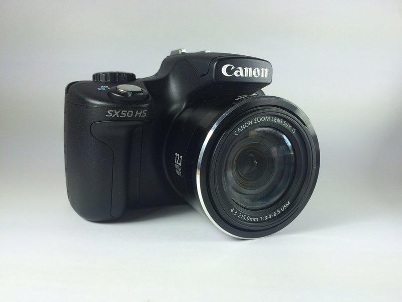 Canon Powershot Sx50 Hs Ifixit