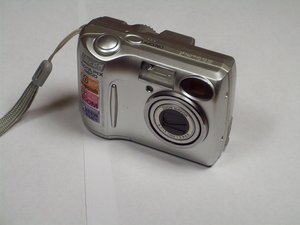 Nikon Coolpix 4600 Repair