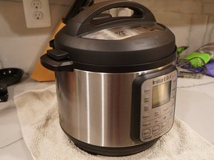 Instant Pot Smart-60 Disassembly