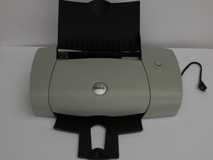 Dell Photo Printer 720 Repair