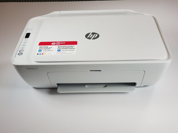 How to Clean the Rollers on an HP Deskjet 2624