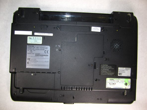 Toshiba Satellite A105-S4011 Speakers Replacement