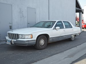1993-1996 Cadillac Fleetwood Repair
